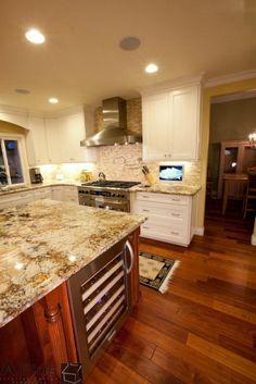 Irvine Kitchen Remodel kitchen cabinet refacing