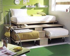 Kids Bedroom Ideas for Three Children