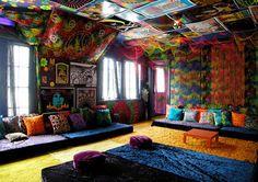 rainbow decor | photo description and details rainbow color decorations designs one of ...