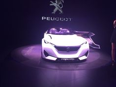 The Future EVs could become affordable ! The French have revealed their new EV concept at Frankfurt Motor Show and people were astounded! This convertible 2+2 coupe is powered by 2 electric motors that produce 202 hp and reaches 62 mph in under 7 seconds. The Peugeot Fractal has a battery 30kWh that guarantees a range of 280 miles on a...