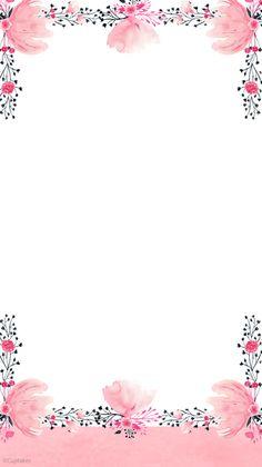 New Wallpaper Celular Whatsapp Pink Ideas Wallpaper Telephone, I Wallpaper, Flower Wallpaper, Pattern Wallpaper, Wallpaper Backgrounds, Phone Backgrounds, Whatsapp Pink, Iphone Homescreen Wallpaper, Deco Floral