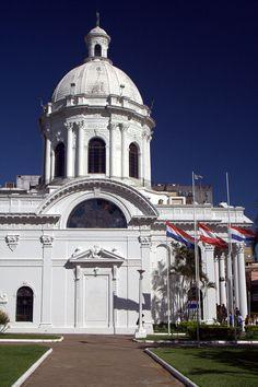 Hall of Heroes, Asuncion, Paraguay