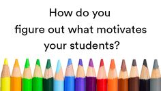 Check out this month's ASAT feature with advice on keeping your students motivated in the new school year!
