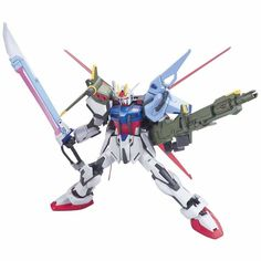 Gundam Seed HIGH GRADE : GAT-X105 Perfect Strike Gundam