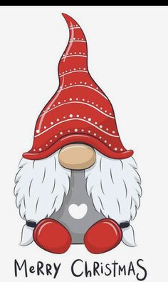 Christmas Rock, Christmas Gnome, Primitive Christmas, Christmas Goodies, Christmas Projects, Merry Christmas, Christmas Drawing, Christmas Paintings, Christmas Clipart