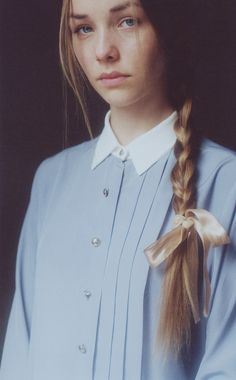 My obsession over side braids