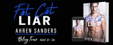 Nadine's Obsessed with Books: Fat Cat Liar by Ahren Sanders #BlogTour #BookRevie...