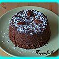 CHOCOLATINE (MICROCOOK) - Les recettes Tup de Candy Lou (recettes simples et faciles) !