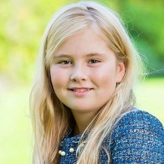 """H.R.H Catharina-Amalia Beatrix Carmen Victoria, Crown Princess of the Netherlands & Princess of Orange {#crownprincessAmalia #princessCatharinaAmalia…"""