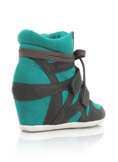 Lowest Priced Women's Boots, Sandal, Heels, Wedges and Shoes High Top Wedge Sneakers, Cute Sneakers, Wedge Shoes, Wedged Sneakers, High Heels, Fancy Shoes, Trendy Shoes, Me Too Shoes, Sneaker Heels