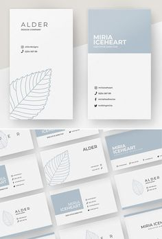 Reso Corporate Identity by The Branding People Alder Business Card Templates # Business Cards Layout, Business Card Mock Up, Professional Business Cards, Creative Business Cards, Business Thank You Cards, Free Business Card Templates, Minimalist Business Cards, Creative Brochure, Name Card Design