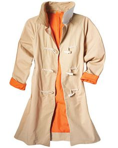 Fun trench for the spring from Joe Fresh. Great price point.