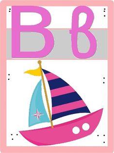 Καρτέλες ανάγνωσης βασισμένες στο κεφαλαίο και στο πεζό γράμμα και σε… Greek Alphabet, Preschool, Letters, Education, Kids, Young Children, Boys, Kid Garden, Letter