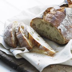 Sourdough bread recipe. For the full recipe, click the picture or visit RedOnline.co.uk