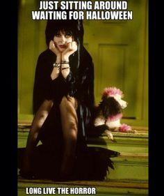 I'm waiting....