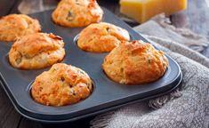 Ham and Vegetable Muffins I'm a big fan of muffins. These Ham and Vegetable Muffins are so versatile – they are good for toddlers, school kids, Mum's and Dad's Ham Recipes, Muffin Recipes, Baby Food Recipes, Mexican Food Recipes, Appetizer Recipes, Great Recipes, Breakfast Recipes, Cooking Recipes, Delicious Recipes