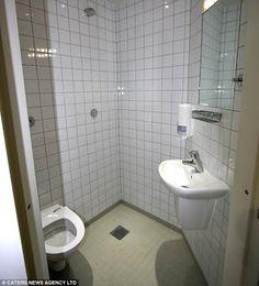 compact wet room bathroom