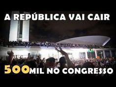 Urgente! Organização promete levar 500 mil para invadir o Congresso Naci...