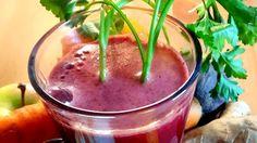 SunLife.com.pl | Soki | Ranking herbat ekspresowych | Ranking herbat liściastych | Zioła: Oczyszczający sok buraczano-marchwiowo-selerowy z owocami