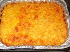 Macaroni and Cheese (Easy)