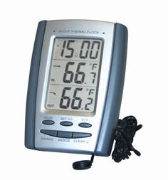 General Tools DT898P Indoor Outdoor Thermometer ** Find out more about the great product at the image link.
