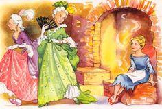 - Cinderella Rene Cloke