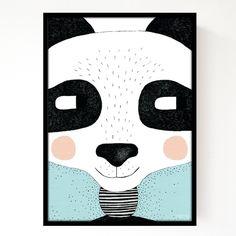 Print . Big Panda - A3
