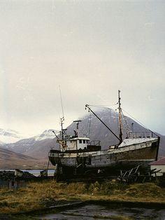 Siglufjörður, Iceland.