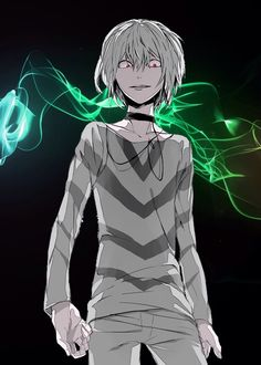 Day 3: Favourite Male Anime Character ever; Accelerator! (A Certain Magical Index.)  Here's to one of the most misunderstood antagonist's in anime!