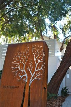Metal Magic Corten Design and Fabrication - Metal Magic