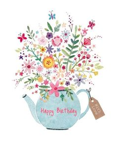 Greeting Cards - Mother's Day Cards - Felicity French Illustration www.