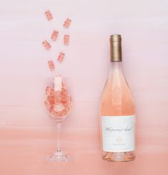 These Rosé Gummy Bears Have a 12,000-Person Waitlist—Here's How to Make Them at Home