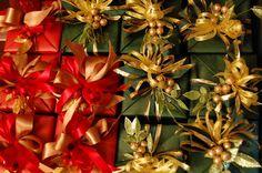 hand made bow, christmas  #gift #handmade #sklepballantines #christmas