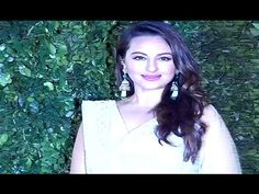 Sonakshi Sinha at Ronnie Screwvala's daughter's wedding ceremony.