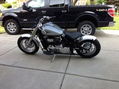 Coming soon: my C50 Bobber