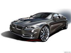 2014 BMW 5-Series Wallpaper