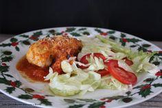 Julie and Julia 365 dias com a Bimby: Peitos de frango à  Pizzaiolo