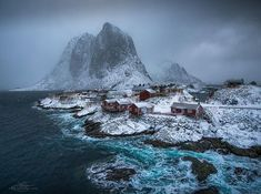 A list of 15 of the most beautiful small towns and villages around the world, taken over by the mystical beauty of nature and our own man-made creations. Lofoten, Beautiful Fairies, Beautiful Places, Places To Travel, Places To See, Gokayama, Places Around The World, Around The Worlds, Real Life Fairies