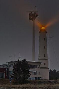 Marjaniemi Lighthouse,(Marjaniemen majakka in Finnish)Hailuoto Finland 65.040000, 24.565000 , via Flickr