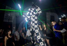 Danseurs lumineux en Malaisie | Evénementiel | Agence artistique | Agence de spectacle