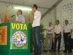 Lega Nord Treviso. Festa provinciale 2012