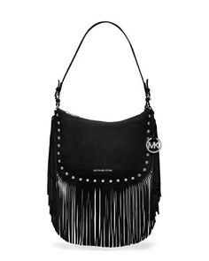 Michael Kors, usually don't like purses with fringes like this but I love this.. probably because it's MK