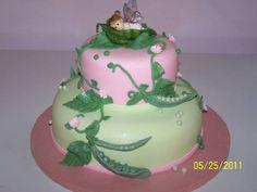 Sweet Pea Cake Idea