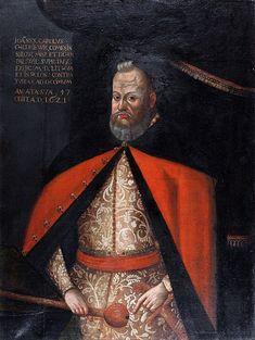 Jan Karal Chadkievič. Ян Караль Хадкевіч (XVII)Lviv National Art Gallery