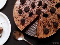 Tarta Queso, Nutella, Oreo : via MIBLOG