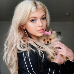 Like this photo edit? Apply it to your photo now! Grey Pictures, Loren Gray, Celebs, Celebrities, Pretty Face, Hair Inspiration, Cute Girls, Hair Beauty, Beautiful Women