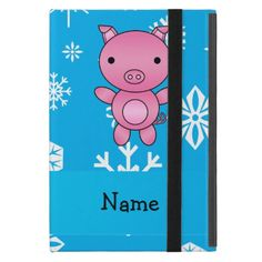 ==>>Big Save on          Personalized name pig blue snowflakes cover for iPad mini           Personalized name pig blue snowflakes cover for iPad mini This site is will advise you where to buyThis Deals          Personalized name pig blue snowflakes cover for iPad mini Review on the This we...Cleck See More >>> http://www.zazzle.com/personalized_name_pig_blue_snowflakes_ipad_case-256310678866359328?rf=238627982471231924&zbar=1&tc=terrest