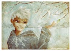 Rise Of The Guardians: Jack Frost... Again. by *Mimint on deviantART