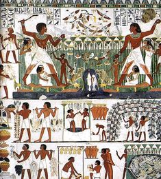 gourna09b b Giants in those days mixing of fallen angels and women made nephilim the Egyptians had fallen angel knowledge just like the Babylonians that's were they got it from and they were Black in the land of Black wake up people read THE MOST HIGH has it all written in the Bible read research .