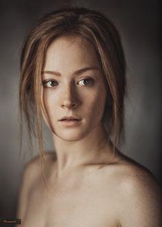 Anastasia by Pavel Smetanin on 500px